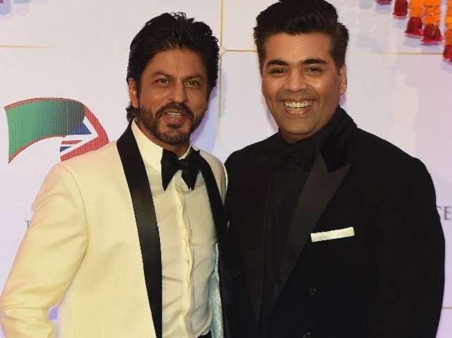 Shah Rukh reveals the secret rekated to Karan Johar