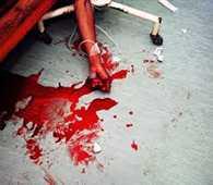 one person shot dead in barauni