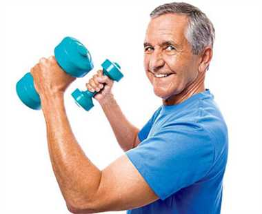 Exercise May Boost Mobility in Old Age