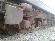 राजगांगपुर में बेपटरी हुई मालगाड़ी, चार घंटे बाधित रहा यातायात