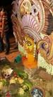 रेलनगरी में माता पूजा आरंभ
