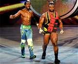 WWE के दो पहलवानों ने इस IPL टीम को किया सपोर्ट, देखें उनकी मस्ती