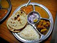 Healthy food in Uttarakhand in just 20 rupees