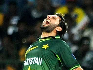 Shahid Afridi appointed as the new Pak T20 captain
