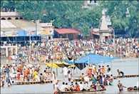 Four million passengers arrived eight days Gyaji