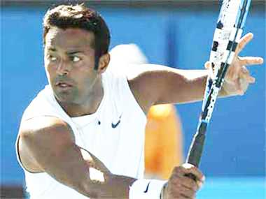 Leander Paes wants to retire when his career is on a high