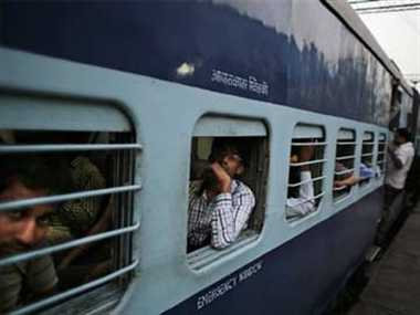 train services in Kashmir Valley today