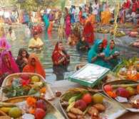 Politics fastest between BJP and Congress on Chhath Puja
