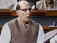 Do not thrive ISIS in india: rajnath