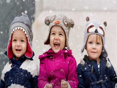 Tips to keep your toddler healthy this winter
