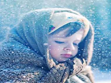 Tips to take care of your child during winter
