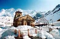 The challenge of reconstruction works in Kedarnath weather