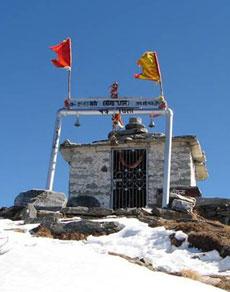 भगवान शिव के पंच केदारों में पूजे जाते हैं तुंगनाथ
