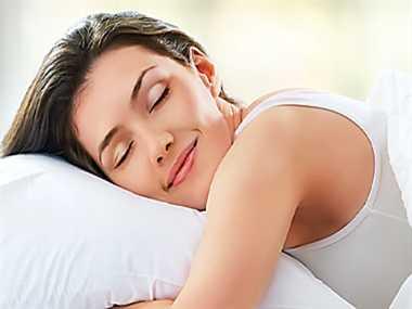 For pleasant sleep