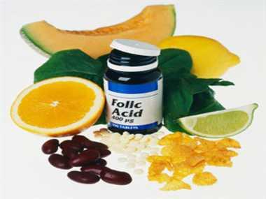 folic acid prevent heart attack