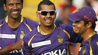Sunil Narine unhappy with Hat-trick because KKR loose
