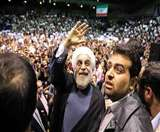 ईरान में राष्ट्रपति चुनाव कल, रूहानी की परीक्षा