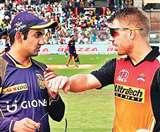 IPL में आज कोलकाता और हैदराबाद के करो या मरो के मुकाबले में कौन पड़ेगा भारी?