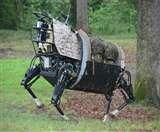 ऊबड़-खाबड़ रास्ते पर भी चलेगा चार पैरों वाला रोबोट