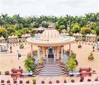 Not resorts, it's going to be ready crematorium in five crore
