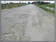 11 करोड़ खर्च, कई सड़के गड्ढायुक्त