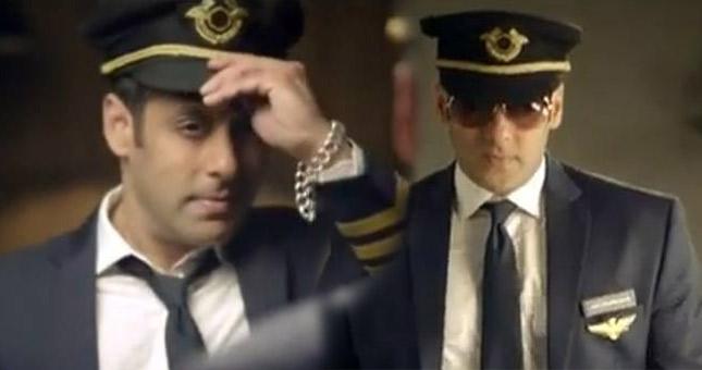 Salman Khan turns pilot for Bigg Boss 8