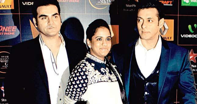 Is Salman Khan gifting a terrace apartment to sister Arpita?