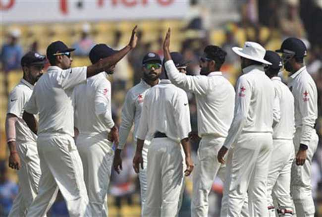 India eyeing another big win to remain on top spot in Test ranking