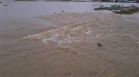 दरभंगा शहर पर बाढ़ का खतरा, अलर्ट