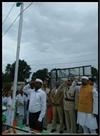 ग्रामीण क्षेत्रों में भी स्वतंत्रता दिवस की धूम