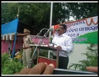आजादी में ओडिशा का बड़ा योगदान : जिलाधीश