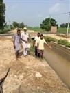 अरनीवाला माइनर बंद होने से किसानों में हाहाकार