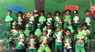 स्मार्ट माइंड स्कूल में मनाया स्वतंत्रता दिवस