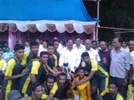 बारमुंडा ने चिठुआपाड़ा को हराया