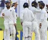 हार से बौखलाया श्रीलंका, खेल मंत्री ने टेस्ट सीरीज में क्लीन स्वीप पर मांगी रिपोर्ट