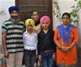 बंटवारे में उजड़ा था परिवार, बेटों के नाम रखे भारत-पाकिस्तान