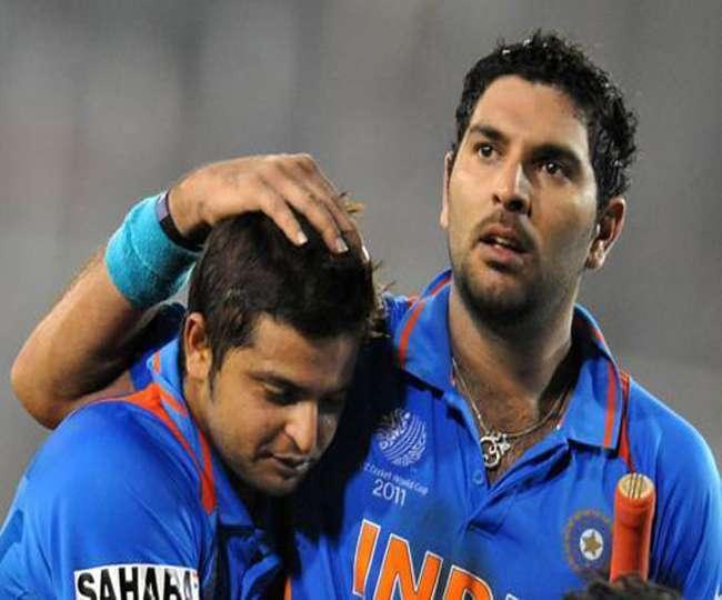 हो गया खुलासा, इस वजह से वनडे सीरीज़ में नहीं चुने गए युवी और रैना