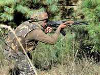 two terrorists killed in encounter at machil sector in srinagar