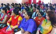 workshop on self employment