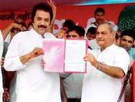 Smaller parties set to form big-ticket alliance in Haryana