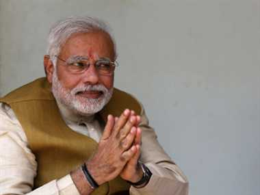 Prime Minister Narendra Modi turns 64 today seeks his mother's blessings