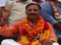 rajiv gumber wins from saharnpur