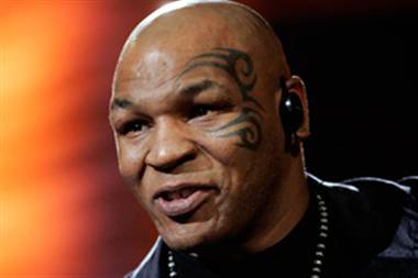 Mike Tyson signs deal to write memoir