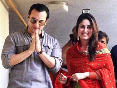 Did Saif say 'Thank you beta' to Kareena in 1991? The joke's on you!