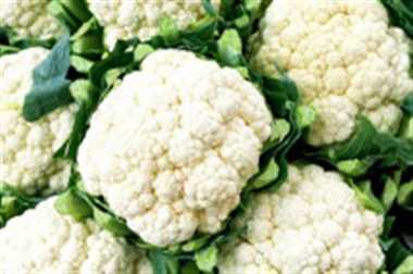 Eat Cauliflower to prevent cancer