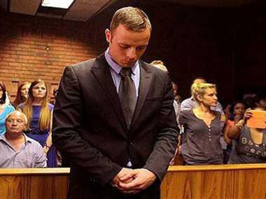 Sister of Reeva Steenkamp appeal for hard decision against Pistorius