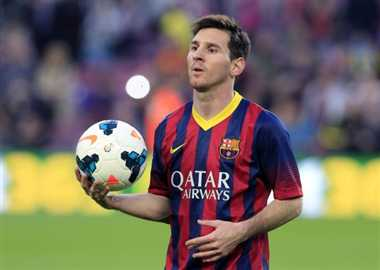messi wants to make records of goal