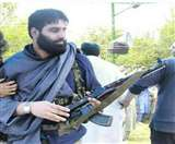 जम्मू-कश्मीर: शोपियां में गुस्साए ग्रामीणों ने 5 लाख के इनामी आतंकी को मार डाला