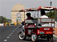 Bill introduced in Parliament to clear the way for the E-rickshaws