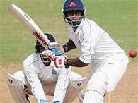 Ranji Trophy: Mumbai's poor start